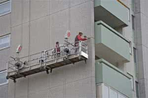 Fassadensanierung / -abdichtung